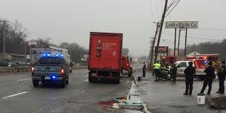 100 Truck Accident Today Route 1 North Reopens After Cocacola Truck Accident Itemlive