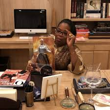 Oprah Winfrey Shows Off Her Wrinkle In Time Barbie Doll Reality Barbie Doll Ki Video Dikhaye Barbie Doll Ki Video
