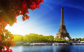 Paris Eiffel Tower Pictures HD Wallpaper