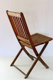 Stakmore Folding Chair Vintage by Die Besten 25 Wooden Folding Chairs Ideen Auf Pinterest