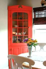 Dining Room Corner Cabinet For