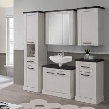 spiegelschrank weiß 79 cm breit