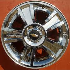 100 20 Inch Truck Rims CHEVY INCH CHROME WHEEL 5416 Sold Out For Sale In Marlow OK