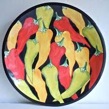 Clay Art Caliente Pepper Bowl