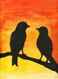 Love Birds By Rlouis95