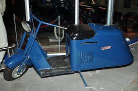 1945 Cushman Motor Scooter