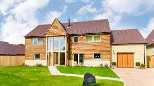 100 Barn Conversions To Homes Stanford In The Vale Development Now Available For Ede