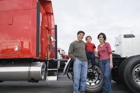 Truck Driving And Family Life - Logiflex Explains The Challenges