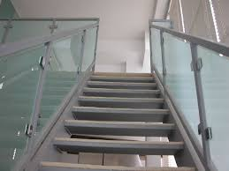 Glass Showers | Glass Railings Glass Stair Rail With Mount Railing Hdware Ot And In Edmton Alberta Railingbalustrade Updating Stairs Railings A Split Level Home Best 25 Stair Railing Ideas On Pinterest Stairs Hand Guard Rails Sf Peninsula The Worlds Catalog Of Ideas Staircase Photo Cavitetrail Philippines Accsories Top Notch Picture Interior Decoration Design Ideal Ltd Awnings Wilson Modern Staircase Decorating Contemporary Dark