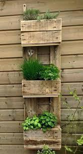 Pallet Vertical Garden Gardens Made Of Wooden Pallets 3 Better Homes And