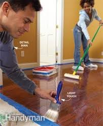 Varathane Renewal Floor Refinishing Kit by Refinish Hardwood Floors In One Day Family Handyman