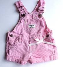 Osh Christmas Trees by Osh Kosh Overalls Shortalls For Baby Pretty In Pink Size