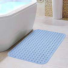 norcho 100cm x 40cm non slip massaging bathtub mats with suction