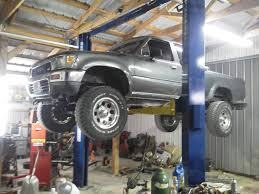100 Best Way To Lift A Truck Way To Lift A Lifted Truck To Work On It YotaTech Forums