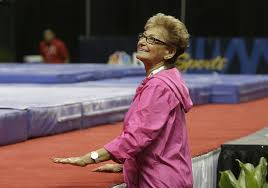 Dominique Moceanu Floor Routine by For Gymnastics Legend Martha Karolyi Rio Games Will Be One Final