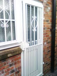 Decorative Security Grilles For Windows Uk by Decorative Window Bars Removeable Security Window Bars And