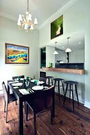 Family Room Bar Dining Ideas Glass Breakfast Table Great Design