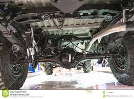 Suspension Car, Suspension Pickup Truck Stock Photo - Image Of Steel ...