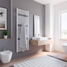 schulte badheizkörper bavaria standardanschluss unten außen 177 x 60 cm alpin weiß design heizkörper für zweirohr system