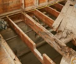 Sistering Floor Joists With Plywood by How To Repair A Butchered Floor Joist Fine Homebuilding