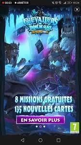 Warlock Deck Hearthstone Frozen Throne by Frozen Throne Mage Paladin And Warlock Legendary Death Knight