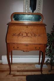 Antique Secretarys Desk by Pinterest