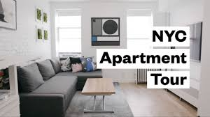 100 Bachelor Apartment Furniture Tour 300 Sq Foot Studio In NYC