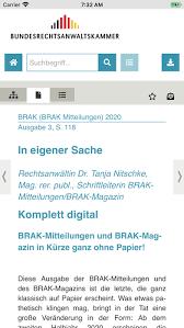 Brak Mitteilungen Brak Mitteilungen Software Einzelheiten Funktionen Und