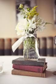 21 Centerpieces You Can Easily DIY Simple CenterpiecesCenterpiece IdeasBook CenterpiecesDiy Wedding CenterpiecesVintage