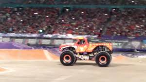 100 Monster Truck Show Miami MONSTER JAM 2015 MIAMI 1 3 15 YouTube