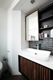 Ikea Molger Sliding Bathroom Mirror Cabinet by Like The Sliding Mirror Cabinet Concept Hdb Toilet Pinterest