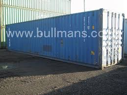 100 Shipping Container 40ft High Cube Shipping Containers Steel Container Storage Container Site Cargo Containers In Barking London Gumtree