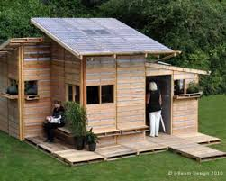 Off Grid Cabin 29 Cool Recycled Pallet Projects Reuse Recycle Repurpose Old Wooden