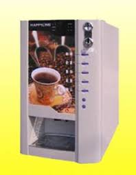 Commercial Coffee Vending Machine HV 301MCE 04