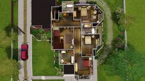 Sims 3 Floor Plans Download by Mod The Sims Halliwell Manor Charmed No Cc Store