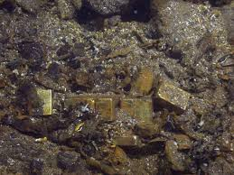 Uss America Sinking Location by Shipwreck Of S S Central America Yields More Gold