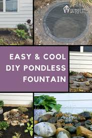 One Of The Easiest (and Coolest) DIY Water Features | Pretty ... Backyards Impressive Water Features Backyard Small Builders Diy Episode 5 Simple Feature Youtube Garden Design With The Image Fountain Retreat Ideas With Easy Beautiful Great Goats Landscapinggreat Home How To Make A Water Feature Wall To Make How Create An Container Aquascapes Easy Garden Ideas For Refreshing Feel Natural Stone Fountains For A Lot More Bubbling Containers An Way Create Inexpensive Fountain