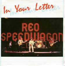 45cat REO Speedwagon In Your Letter Shakin It Loose Epic
