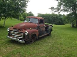 1949 GMC 3/4 Ton Pickup   The H.A.M.B. The Front Of A Heavy Duty 1949 Gmc Work Truck In An Old Stone Realrides Wny 250 Panel Truck Hot Rod Network Pickup For Sale Classiccarscom Cc1039563 Cc1067961 300 12 Ton V By Brooklyn47 On Deviantart Connors Motorcar Company Chevygmc Brothers Classic Parts Rusty Fully Operational Editorial Photo 3100 Fast Lane Cars 100 2 Owner Like Chevrolet Perfect Patina Runs