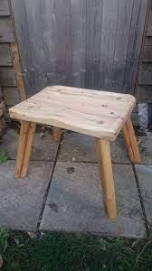 100 Pallet Wood Stool 9 Steps With Pictures