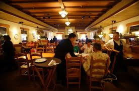 Olive Garden s latest cost cutting plan Clean carpet less often