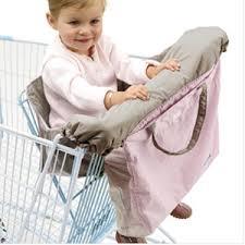 siege caddie bébé dans la tête de steff les courses