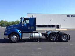 USED 2015 INTERNATIONAL PROSTAR TANDEM AXLE DAYCAB FOR SALE IN KY #1127