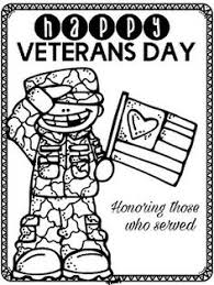 Veterans Day Coloring Page Thank You Melonheadz Clip Art