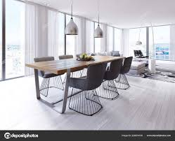 100 Loft Style Apartment Designer Dining Table Large Hanging