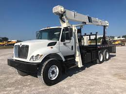 2008 International 7400 Boom / Bucket Truck For Sale, 107,928 Miles ...