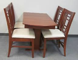 Image Is Loading RV Hide Leaf Dinette Table Folding Slat Storage