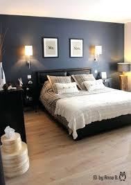 chambre bleu nuit chambre en bleu chambre parentale chambre bleu marine et beige