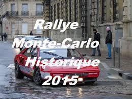 rallye monte carlo historique 2015 à reims