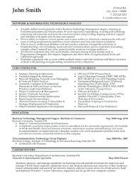 Network Engineer Resume Examples Sample Networking 9 Best Templates Samples Images